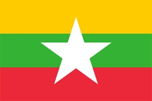 Flag of Myanmar