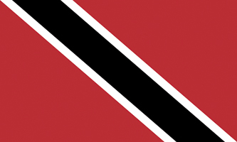 Flag of Trinidad & Tobago