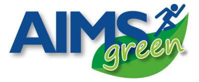 AIMS Green Award Logo