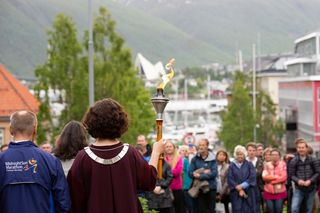 Marathon_flame_mayor_tromso