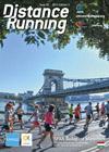 SPAR Budapest Marathon: Runners passing the Chain Bridge on the Danube embankment
