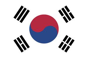 Flag of Korea