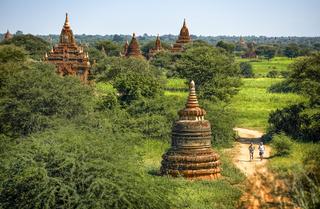 Burma bagantemplemarathon 01101 copy