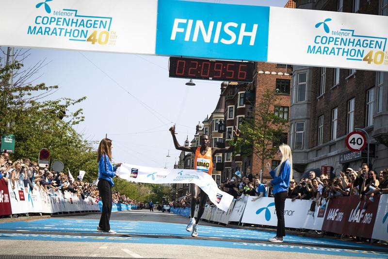 Male winner