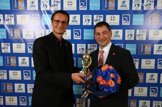 Green award last year