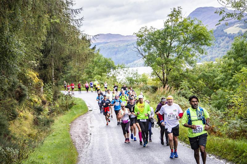 Loch ness marathon by reuben tabner