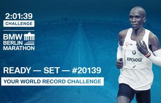 Berlin marathon kipchoge 2020