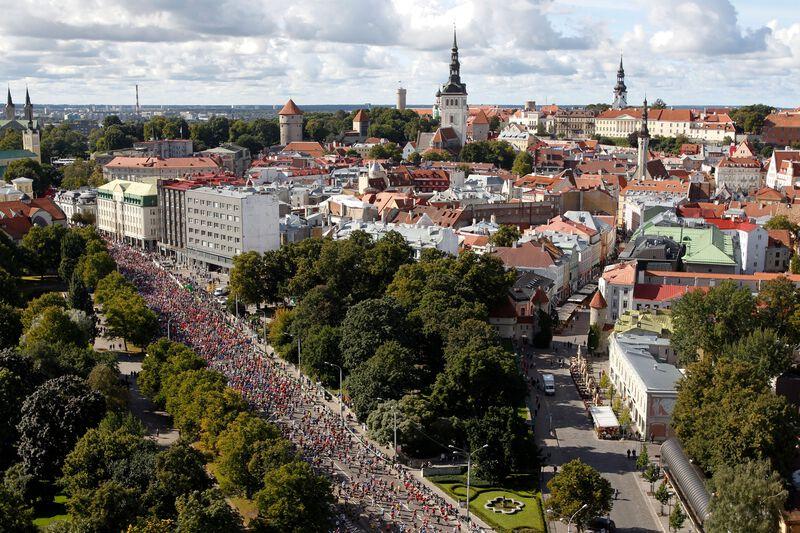 Tallinnmarathon tln