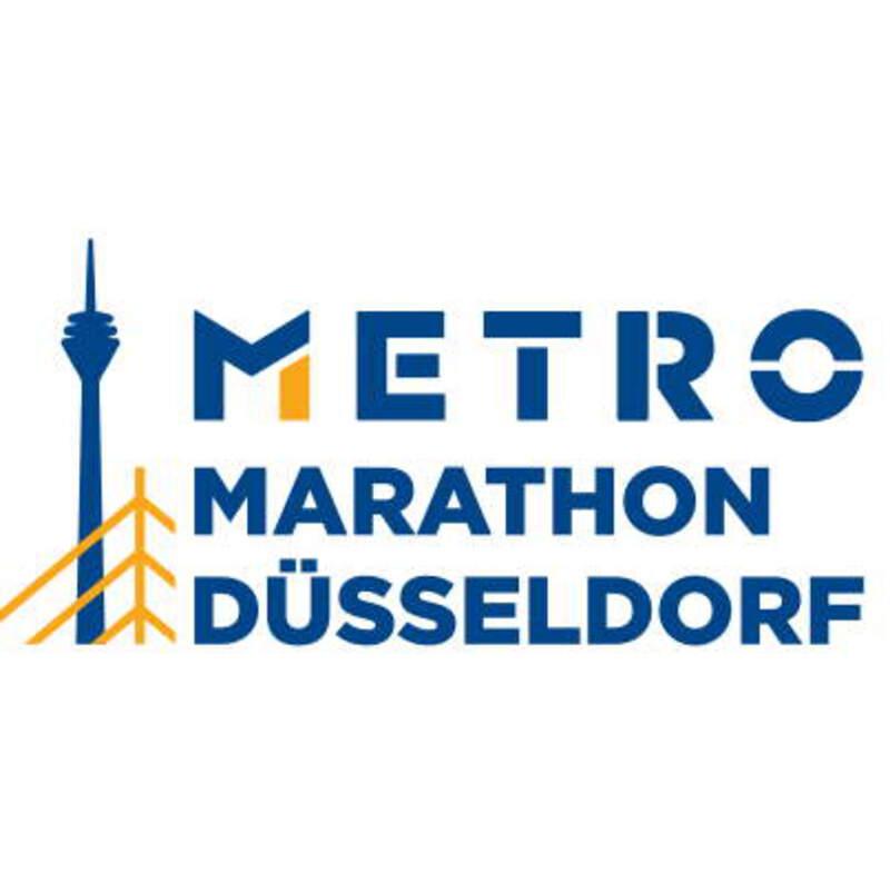 Metro marathon 2021 logo