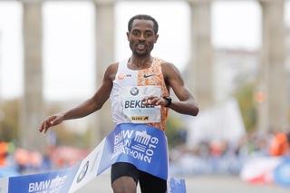 Bmw berlin marathon 2019 winner kenenisa bekele