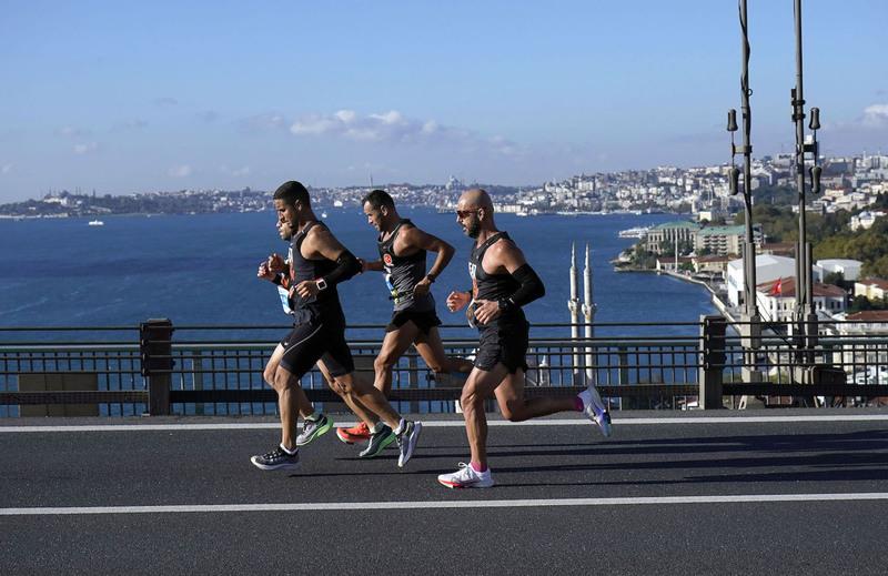 N kolay istanbul marathon